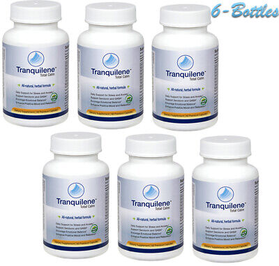Tranquilene - Herbal Anti Anxiety Stress and Panic Supplement