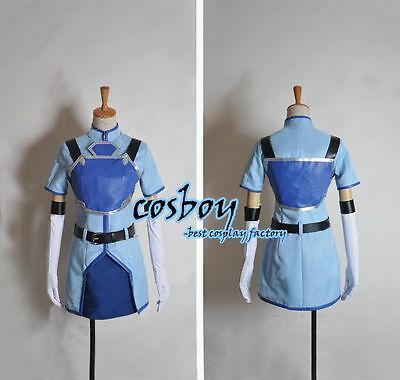 Sword Art Online Sachi Cosplay Costume Halloween customer design any size