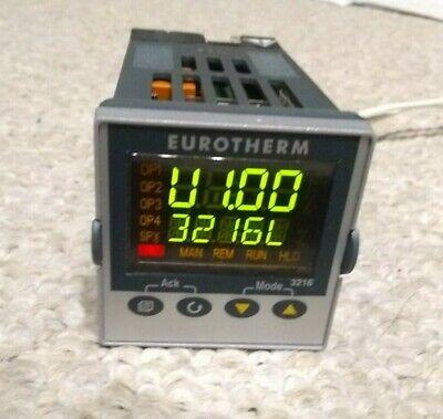 Eurotherm 3216lccvhlrxxrxxxw Programmable Temperature Process Controller