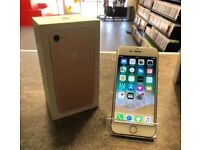 iPhone 7 ROSE GOLD 32GB Mobile phone unlocked + Warranty