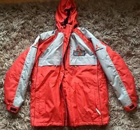 Official mitsubishi coat