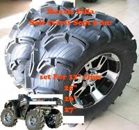 """Maxxis Zilla 25"""" $337 setof4 THE REAL Canada Lowest Tire prices"""
