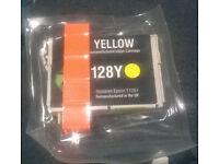 Ink Cartridges Epson Printer Yellow Magneta Cyan Epson