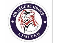 Looking for Sia security guard full time contract in Cambridge