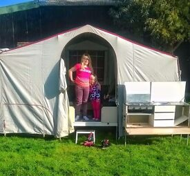 Tent Conway rio dl trailer tent