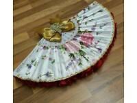 Fan bouquet