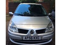 Renault grand scenic 7seater electric sun roof