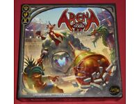 'Arena For The Gods' Board Game