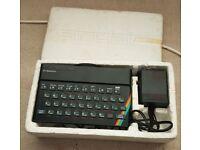 Sinclair zx spectrum 16k