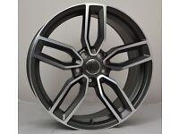 """18"""" New S3 style Wheels & Tyres for a VW Polo, Seat Ibiza, Skoda Fabia Etc"""