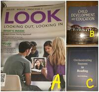 Educational Assistant Textbooks