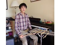 Lessons at your home - Drums, Percussion, Piano, Guitar, Composing, Theory, Audio production