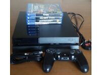 Play Station 4 + Controller used like NEW