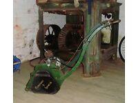 Ransomes Sims Jeffries 14 inch Lightweight Mark 4 Vintage Cylinder Petrol Motor Mower