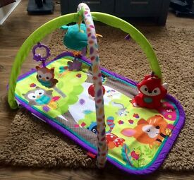 Baby play mat fisher price