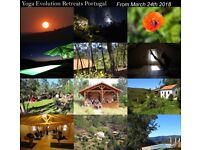 Yoga Retreat & Holidays Portugal