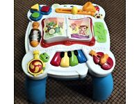 LEAPFROG MUSICAL ACTIVITY TABLE