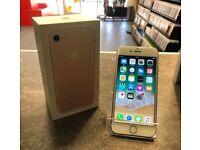 iPhone 7 ROSE GOLD 32GB Mobile phone unlocked + Warranty