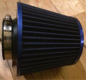 Air filter and intake kit