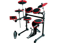 DRUMS DDrum DD1 Electronic Drum Set / Drum Kit with Cymbals , Hi-Hat , Bass Pedal , 218 Total Sounds