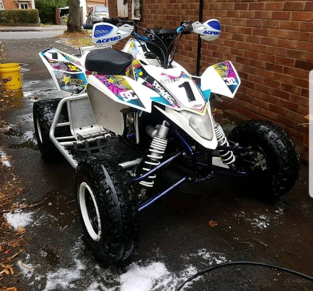 Suzuki ltr 450 road legal quad! | in Northfield, West Midlands | Gumtree