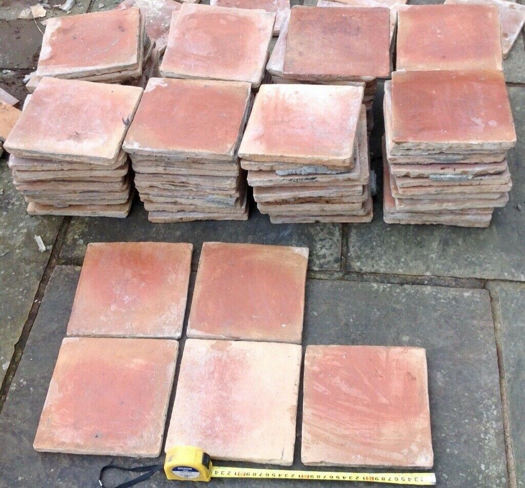 Spanish Handmade Terracotta Floor Tiles | in Truro, Cornwall | Gumtree