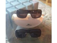 Lacoste and Ralph Lauren Sunglasses