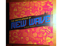 The Encyclopedia of New Wave - Great resource book on New Wave Post Punk music, As New!