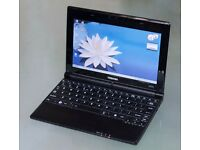 TOSHIBA NB500 Notebook-very good working and cosmetic condition