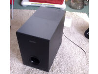 Sony SS-WCT60 passive subwoofer