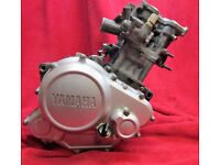 YAMAHA YZF R 125 ENGINE USED..NEAT &TIDY / FREE DELIVERY to UK POSTCODES !