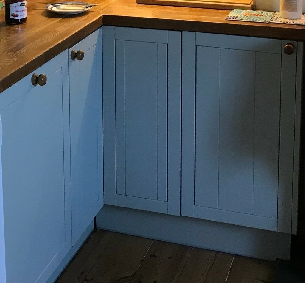 Excellent 19 Kitchen Units Sink Faktum Ikea Duck Egg Painted Wooden Doors And Textured Wood In Guildford Surrey Gumtree Beutiful Home Inspiration Xortanetmahrainfo
