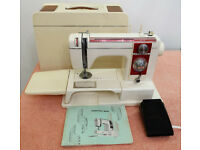 New Home XL 2 Heavy Duty Sewing Machine - Immaculate Condition