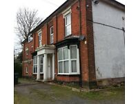 ONE BEDROOM FLAT TO RENT ** PRIVATE ROAD ** AVAILABLE IMMEDIATELY ** OFF STREET PARKING***