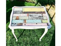 Small Table Shabby Chic