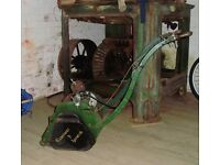Ransomes Sims Jeffries 14 inch Lightweight Mark 4 Vintage Cylinder Petrol Motor Mower