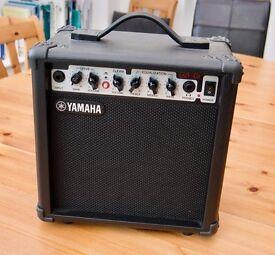 Yamaha GA 15 Guitar Practice Amp - 15W - as new