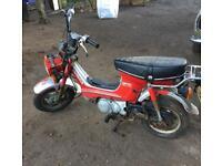 Honda cf70 chaly chally monkey bike collectors like 50 dax c90 c70 c50 Retro Raleigh chopper