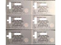 SW4 Sunday tickets - NO ADMIN FEE - SAVE £10