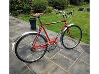 Vintage Raleigh Bermuda - 3 speed New Zealand Import Bike