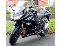 Kawasaki Z1000sx Excellent Condition Black 2014