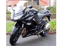 Kawasaki Z1000SX - 2014 - Black - Excellent condition