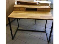 NEW. Solid Walnut desk