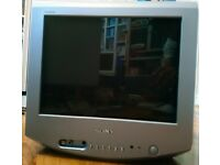 Sony FD Trinitron Tube RGB SCART CRT TV Television KV-14LM1U