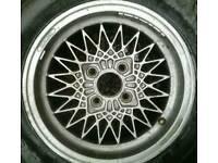 "Compomotive 13"" wheels 4 x 100.."