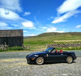 Mazda MX5 Eunos Roadster S ltd