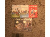Famous 5 set of 5 book set
