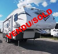2015 Forest River Puma 230FBS ***SOLD***