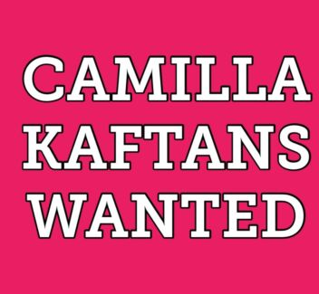 WANTED TO BUY CAMILLA FRANKS KAFTANS