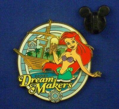 Ariel Ice Cream Yacht and Beach Club Resort Cast Dream Makers Pin # 55049